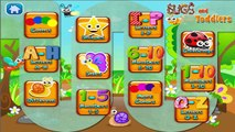 Bugs and Toddlers- Free Preschool Learning Games for Boys and Girls
