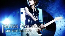 [QUIZ] Guess 10 Jrock/Visual Kei Songs #01
