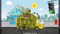 Stop And Go Game Learning transport for kids-Learning Games For Toddlers