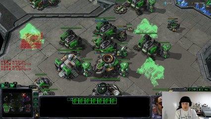La petite micro d'INnoVation - StarCraft II