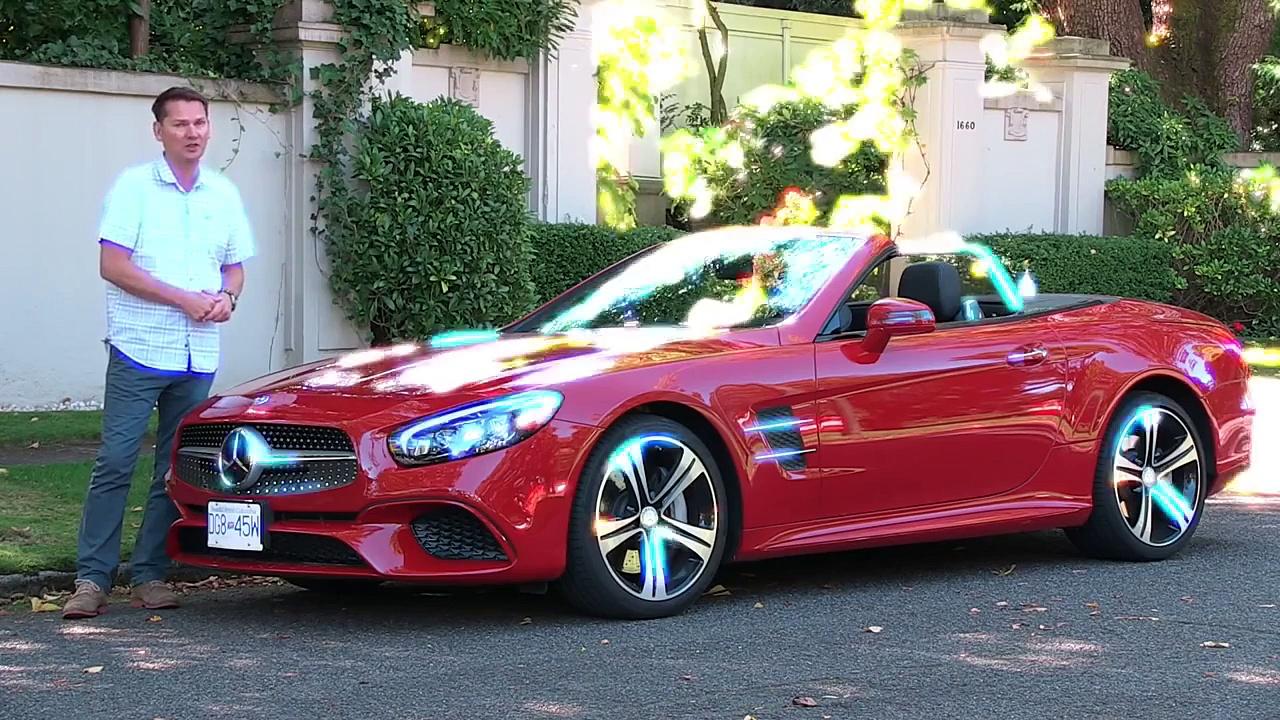 Mercedes — 2017 Mercedes SL450 Review(new).-8fjLOVMj0uc