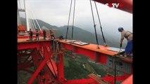 Découvrez le pont le plus haut du monde. A couper le souffle !