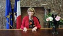 Voeux Muriel Scolan, maire de Deuil-La Barre 2017