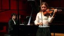 Maurice Ravel :Tzigane pour violon et piano par Ekaterina Valiulina et Ingmar Lazar