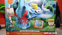 Race to the Rescue!! Octonauts Gup Speeders Speedway Captain Barnacles Gup Speeder
