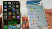 Transfer iPhone content to Samsung Galaxy smartphone TUTORIAL