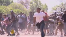 South African students demand change in college curriculum