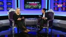 Mylène Demongeot remontée contre les réseaux sociaux (EXCLU VIDEO)