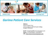 Home Health Care Services | Home Attendant Services | Nursing Attendant at Home | Male/Female Nurses