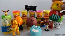 Play Doh Surprise Egg Surprise Toys Surprise Ball Surprise With Surprise Play-Doh