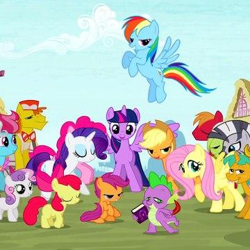 """Minu väike poni: Som - S05E23 - """"The Hooffields and McColts"""" - EE KidZone 1080p"""