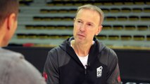 Basket - L'interview complète de Vincent Collet