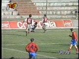 21η ΑΕΛ-Πανιώνιος 5-0 1993-94 (Τα 2 γκολ του Τσουκάλη & δηλώσεις  ) TRT