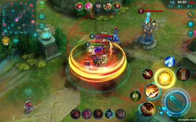 Heroes Arena - Android gameplay PlayRawNow