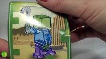 LEGO MINECRAFT MINI FIGURES Unboxing Minecraft Mystery Box Opening Surprise Toys Игрушки Майнкрафт