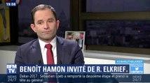 """Benoît Hamon: """"je me vois à l'Elysée"""" - ZAPPING ACTU DU 04/01/2017"""