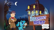 Blues Clues - Blues Clues Ghost Hunt - Blues Clues Games