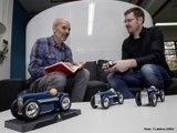 Reportage au Peugeot Design Lab