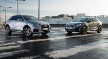 2017 Audi Q2 vs Audi Q3 [exclusif] : comparatif des SUV aux anneaux