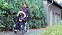 De Alepo a Colonia en silla de ruedas | Reporteros en el mundo