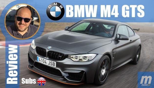 Prueba BMW M4 GTS / Review