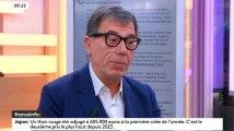 La question qui fâche du HuffPost au directeur du Centre Pompidou sur Franceinfo