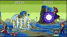 Animaçao Yu-Gi-Oh é hora do duelo Yu-Gi contra Seto-Kaiba