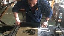 Comment faire une lithographie ?