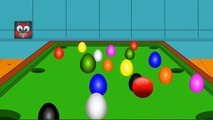 Learn Numbers 1-10 for toddlers with bowling toy! Numbers Counting to 10 with Ball Pit Balls