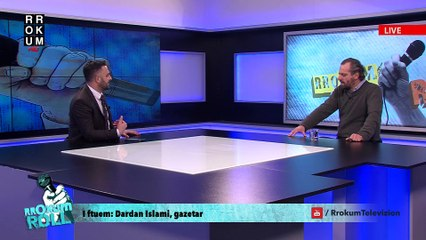 Rrokum Roll: Dardan Islami, gazetar