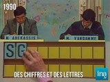 1990: Des chiffres et des lettres... en 9 lettres!