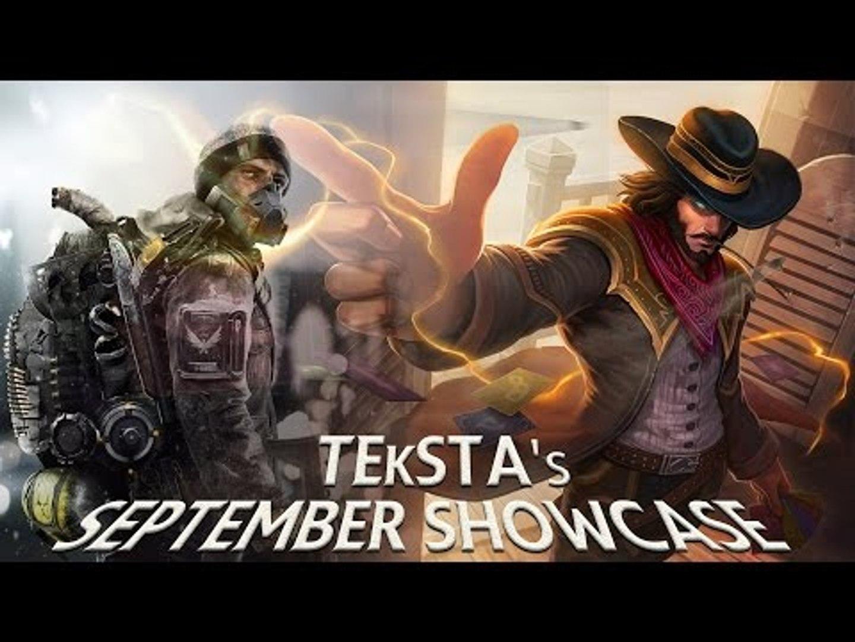 September Showcase