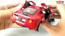 Sport Car Vs Lotus Exige R-Gt | Tomica Toy Car & Die-Cast | Kids Cars Toys Videos HD Collection