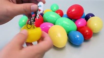 Surprise Eggs Learn Colors Clay Slime Rainbow Colours Disney Cars, Inside Out, Peppa pig Toys YouT