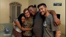 Mãe de três filhos encara doenças e dificuldades financeiras para terminar faculdade