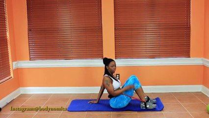 Squat Belt  A Lower Body and Ab Workout