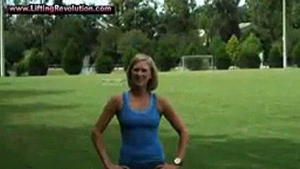 Squat Exercises for Women