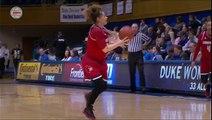 Louisville Women's Basketball Team Tricks Duke Into Defending The Wrong Basket!