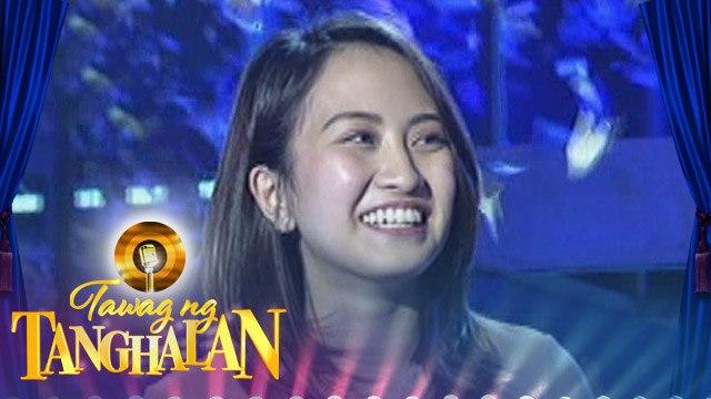 Tawag ng Tanghalan: Maria Panaligan steals the golden mic