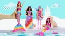 Mattel - Barbie Dreamtopia - Couleurs et Lumières - DHC40 - TV Toys Ad 2016