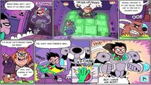 Channel Crashers - Teen Titans Go - Game - HD