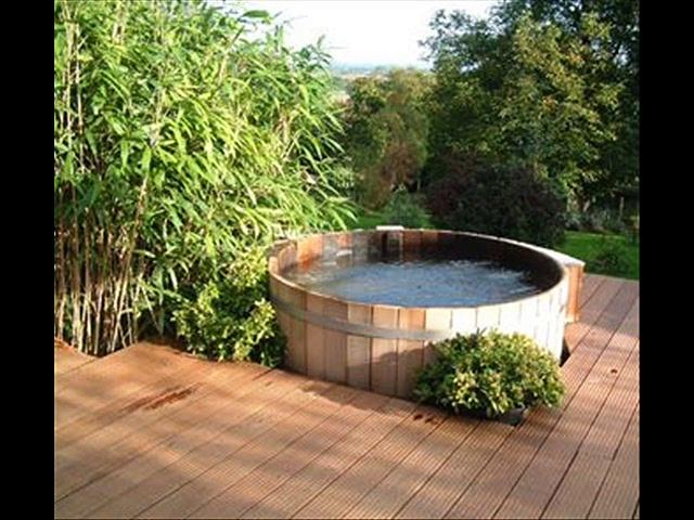 Soak hot tubs