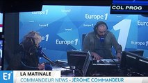 """Gisèle : """"On attend Stéphane Marie de Silence ça pousse sur France 5, y'a un Thulia qui fait la gueule dans le jardin du Président"""""""