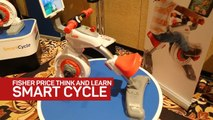 This smart cycle will give your kid exercise and education