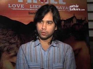 """Interview of Vishal Pandya : """"Three - Love, Lies and Betrayal"""""""