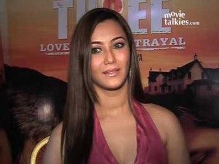 "Interview of Nausheen Ali Sardar : ""Three - Love, Lies and Betrayal"""