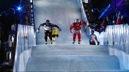 Red Bull Crashed Ice : les chutes les plus impressionnantes