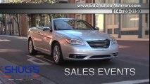 Ed Shults of Warren Chrysler Dodge Jeep RAM Vehicle Ratings - Near Jamestown, NY