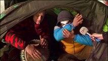 Le SAMU Social encourage les Bruxellois à signaler les sans-abris dans les rues