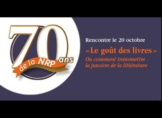 Retour sur les 70 ans de la NRP